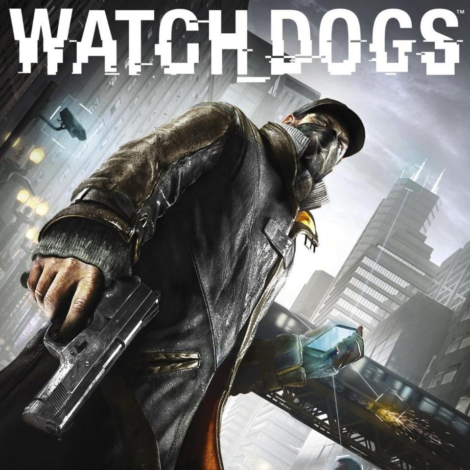 Watchdogs Box art
