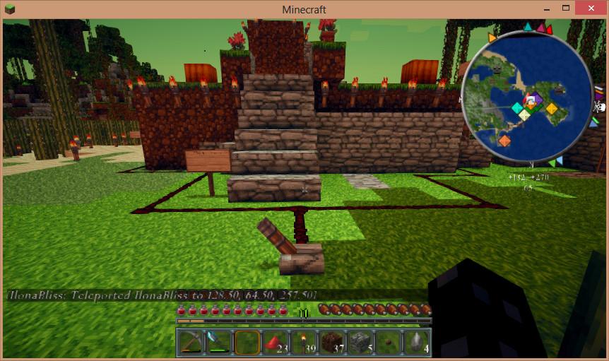 grove minecraft